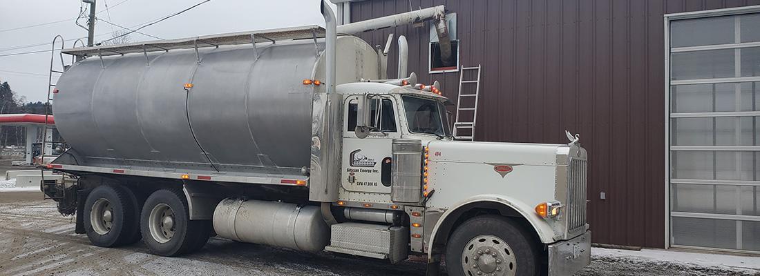 GEI truck news header
