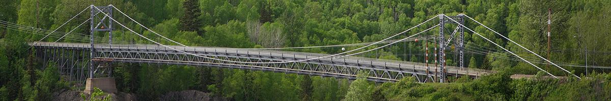 Hagwilget Bridge